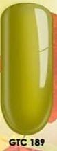 Гель лак Grattol #189 Chartreuse, 9ml