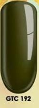 Гель лак Grattol #192 Dark Olive, 9ml