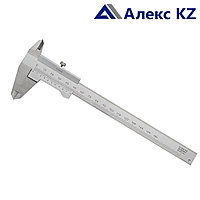 Штангенциркуль металлический тип 1, класс точности 2, 150мм, шаг 0,1мм