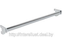 Вешалка параллельная L-600мм, полимерное покрытие