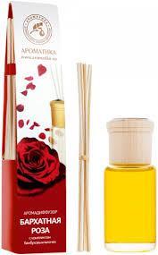 Аромадиффузор «Бархатная роза» 50мл
