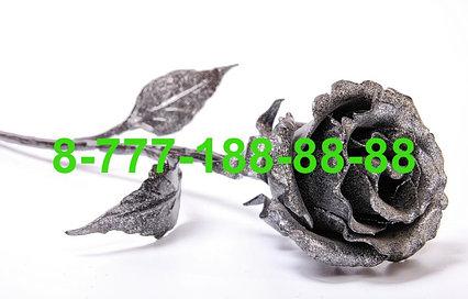 Кованые цветы на могилу, фото 2