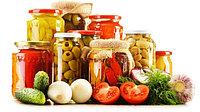 Комплект оборудования для фасовки и упаковки соленых и маринованных овощей