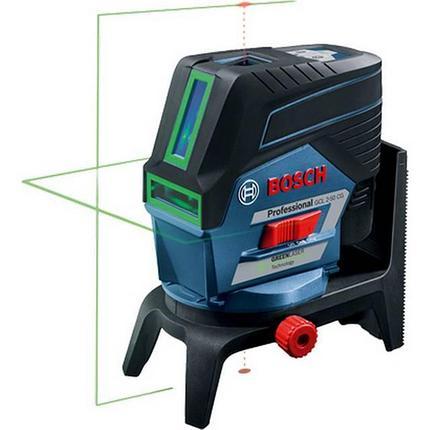 Лазерный уровень, нивелир Bosch GCL 2-50 CG Professional, зеленый лазер, 0 601 066 H00, фото 2