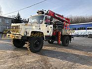 "Газ 33088 ""Садко"". КБМ (крано бурильная машина), фото 2"