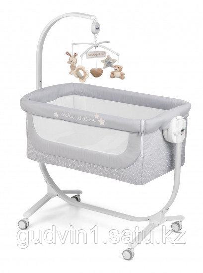 Cam кроватка-колыбель Cullami+комплект постельного белья+мобиль Т140