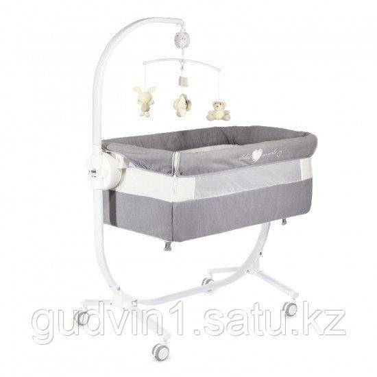 Cam кроватка-колыбель Cullami+комплект постельного белья+мобиль Т147