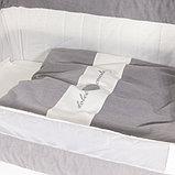Cam кроватка-колыбель Cullami+комплект постельного белья+мобиль Т147, фото 9