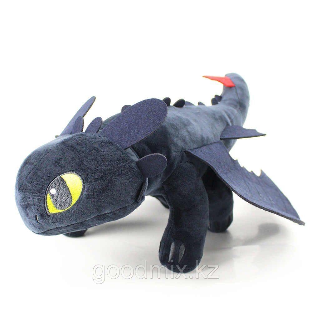 Мягкая игрушка Беззубик (Как приручить дракона) 40 см