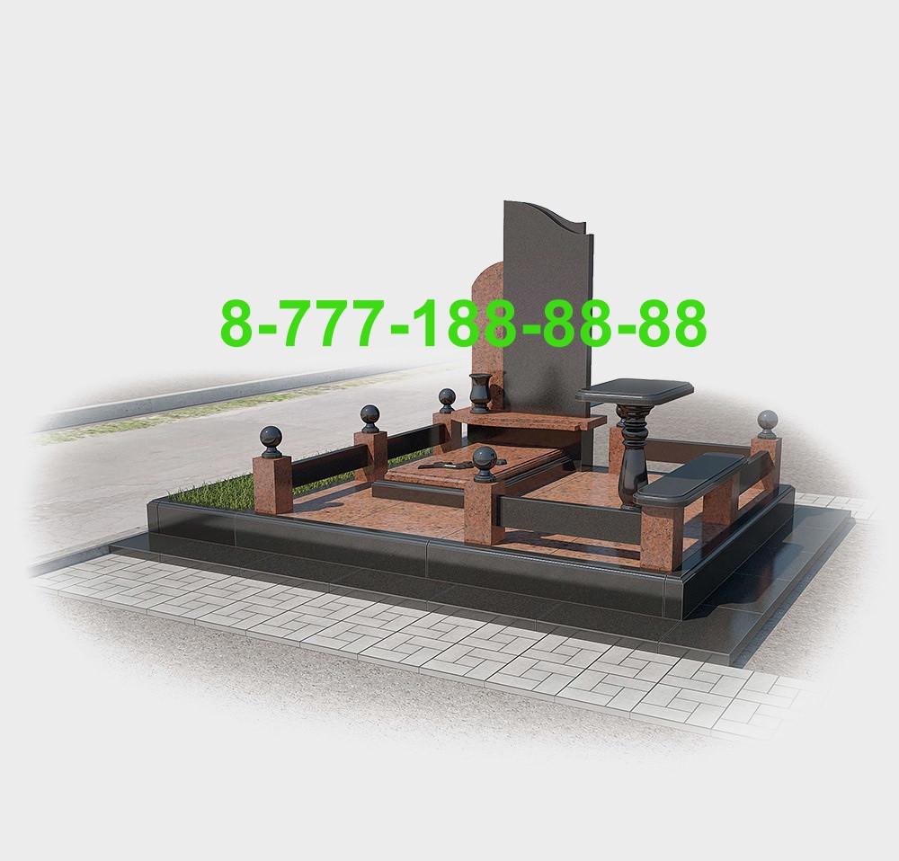 Гранитный мемориальный комплекс