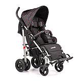 Коляска для детей с ДЦП UMBRELLA NEW размер 1, пневмо колёса, складная,15 кг, нагрузка до 40 кг, фото 7