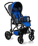 Коляска для детей с ДЦП JUNIOR пневмо колёса, складная, 20 кг, нагрузка до 30 кг, фото 2