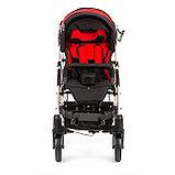 Коляска для детей с ДЦП JUNIOR PLUS литые колёса, складная,  20 кг, нагрузка до 40 кг, версия О, фото 6