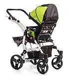 Коляска для детей с ДЦП JUNIOR PLUS литые колёса, складная,  20 кг, нагрузка до 40 кг, версия О, фото 7