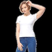 Женская футболка-стрейч, StanSlimWomen, 37W, Белый (10/1), XL/50