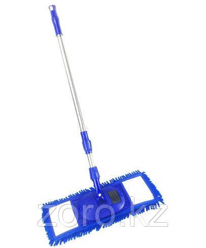 Швабра МОП 40 см для влажной уборки с насадкой