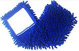 Швабра МОП 40 см для влажной уборки с насадкой, фото 7