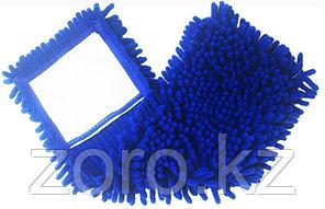 Насадка для швабры МОП 40 см из микрофибры