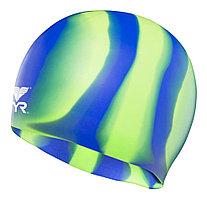 Шапочка плавательная TYR Multi Silicone Cap
