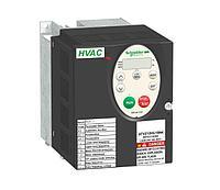 Преобразователь частоты Altivar ATV212HU15N4, 3-фазный, 380-480В,1,5 кВт,IP21