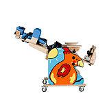 Вертикализатор многофункциональный для детей, модель RAINBOW, привод - электро, нагрузка 35 кг, фото 4