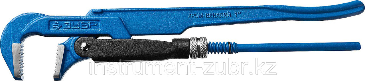 """Ключ трубный ЗУБР Тип """"М"""", №1, прямые губки"""