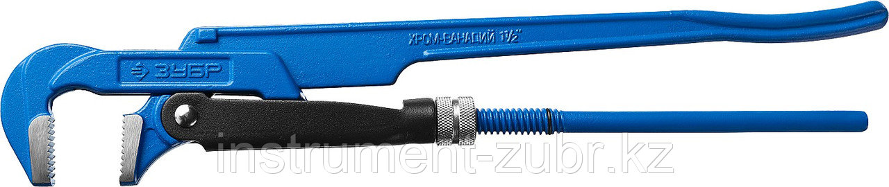 """Ключ трубный ЗУБР Тип """"М"""", №2, прямые губки"""