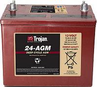 Аккумуляторная батарея TROJAN 24-AGM