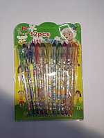 Блестящие ручки (7 цветов), фото 1