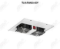 Вентиляторный блок TLK на 2 вентилятора для шкафов всех TFI и TWI с глубинами 450 и 600мм, GY