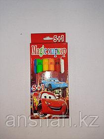Magic маркер 5+1 (для девочек, для мальчиков)