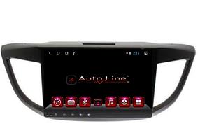 Автомагнитола AutoLine HONDA CR-V2013-2015 HD ЭКРАН 1024-600 ПРОЦЕССОР 4 ЯДРА (QUAD CORE)