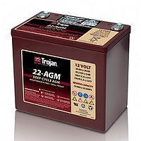 Аккумуляторная батарея TROJAN 12-AGM