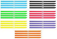 Набор резинок для лопаток TYR Hand Paddle Strap Kit