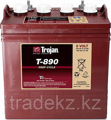 Аккумуляторная батарея TROJAN T890, фото 2