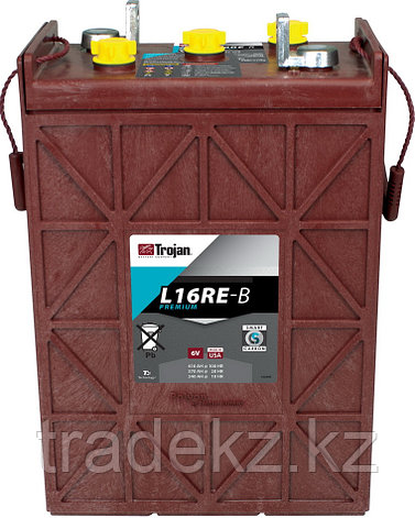 Аккумуляторная батарея TROJAN L16RE-B, фото 2