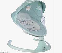 Детское электрическое кресло качалка