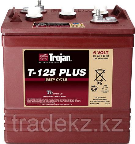 Аккумуляторная батарея TROJAN T-125+, фото 2