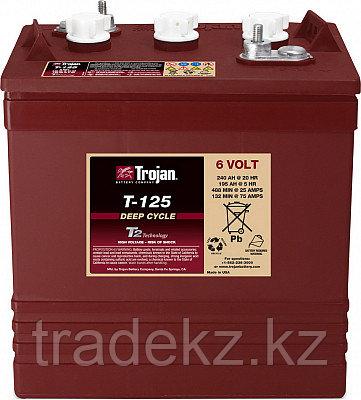 Аккумуляторная батарея TROJAN T125, фото 2