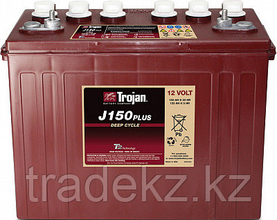 Аккумуляторная батарея TROJAN J150+, фото 2