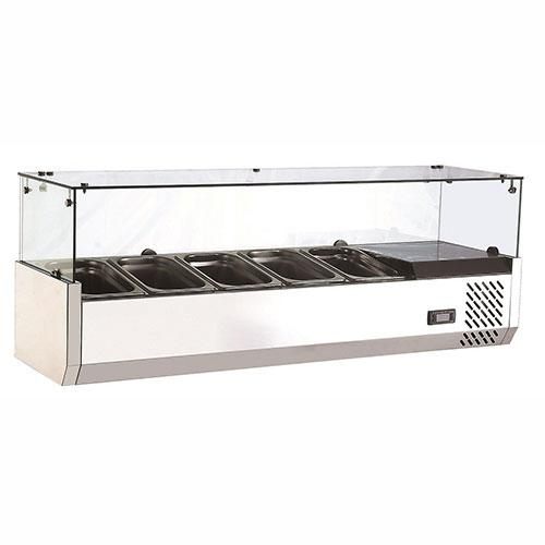 Витрина холодильная Enigma RT-1200L