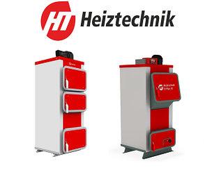 Твердотопливные полуавтоматические котлы «Heiztechnik»