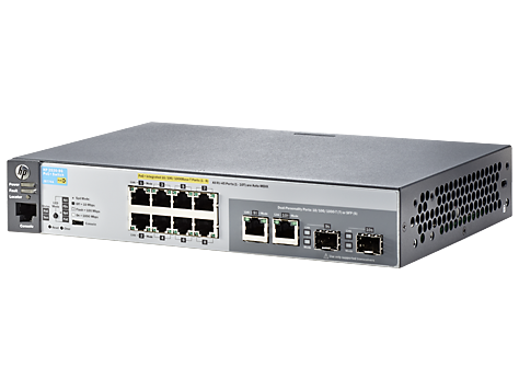 Коммутатор Aruba 2530-8G-PoE+ Switch