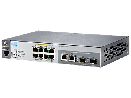 Коммутатор Aruba 2530-8G-PoE+ Switch, фото 2