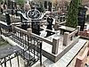 Гранитные мемориальные комплексы