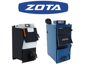 Твердотопливные полуавтоматические котлы ZOTA