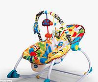 Детское складное кресло качалка