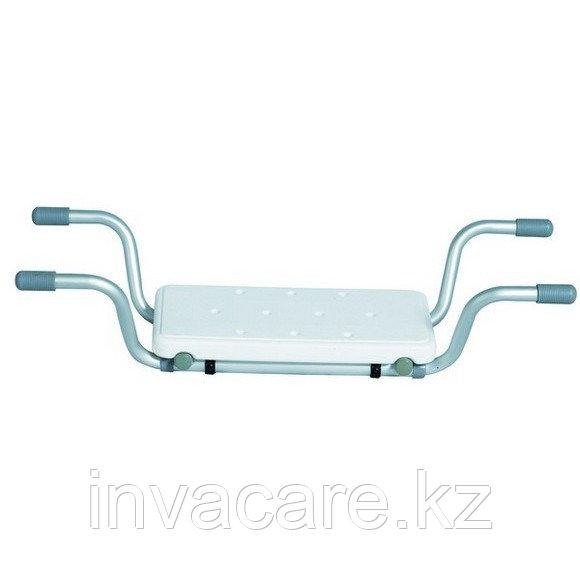 Сидение для ванны DRVW042, алюминевая рама с регулировкой ширины, нагрузка до 100 кг