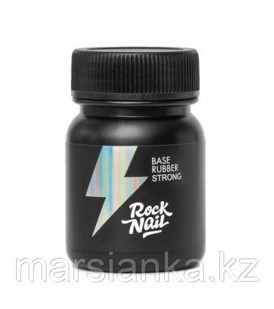 База RockNail Rubber base Strong, 50мл