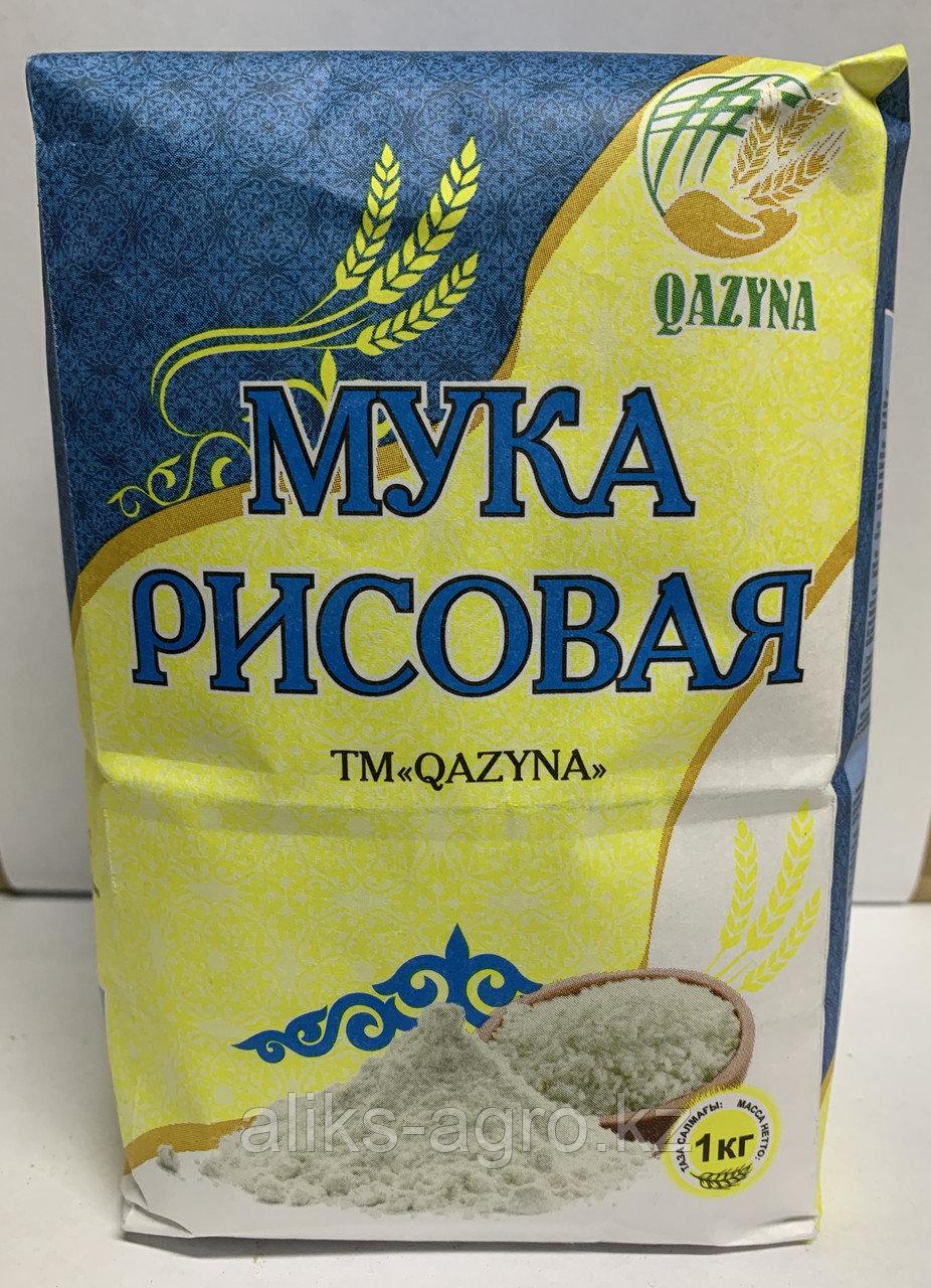 Мука рисовая 1000 гр